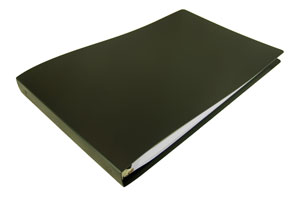 11x17 Poly Ring Binder