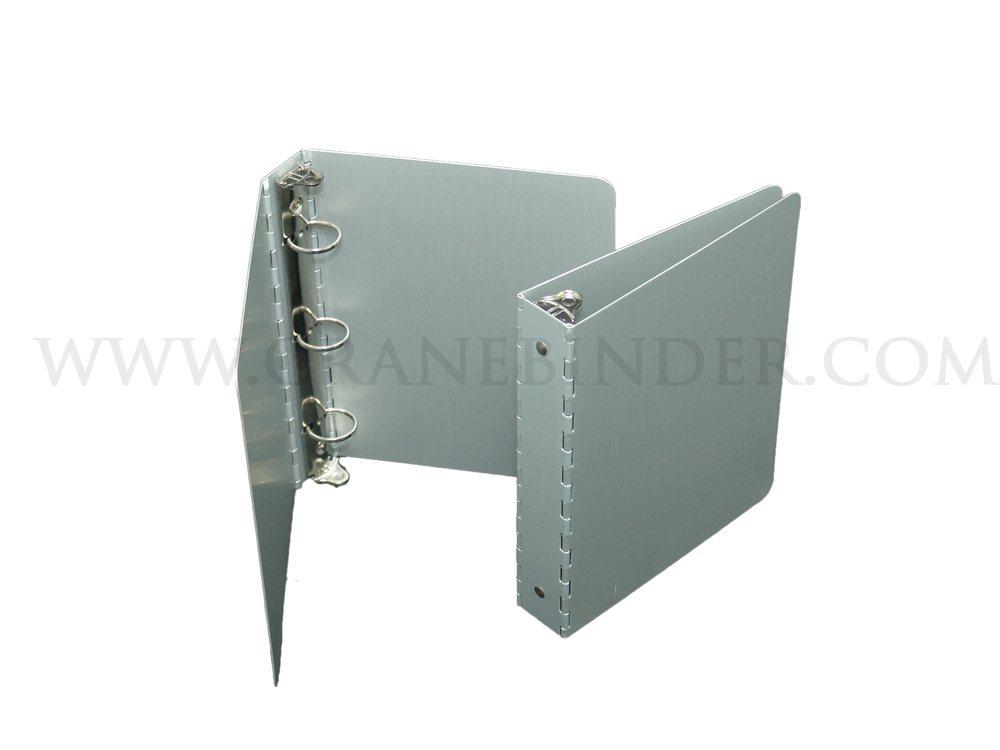 aluminum 3 ring binder 11 x 17 binder metal presentation easel tesla