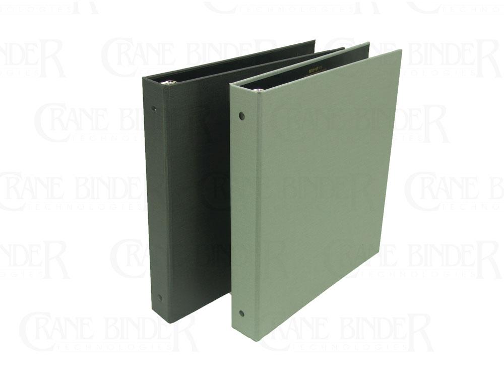 Cloth Binders 3 Ring Binder Presentation Thin Gsa 7519