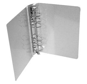 aluminum 6 ring binder mcbee swing hinge patent application