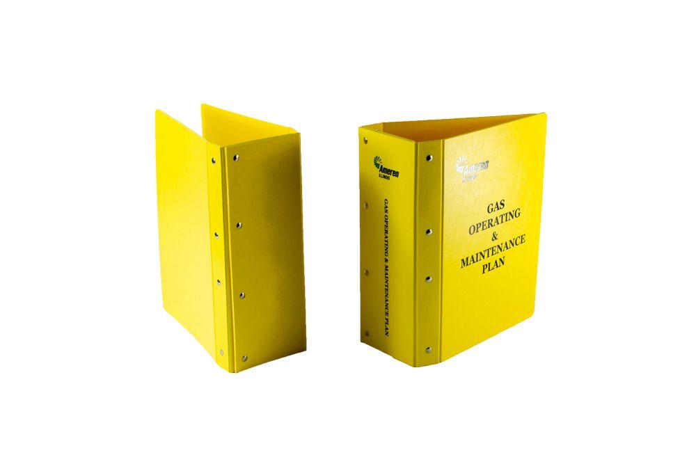 expandable trojan post binder catalog hardcover binder